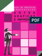 GUÍA DE PRÁCTICAS AMBIENTALES - ARTES GRÁFICAS E IMPRENTAS