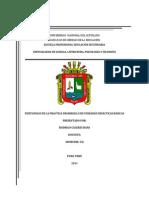 PRÀCTICA DE SARROLLO DE UNIDADES DIDÀCTICAS BÀSICAS