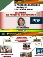 BLearning en Postgrado-florgimenez2012