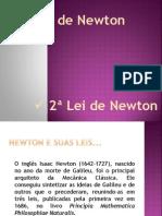 1ª e 2ª Leis de Newton