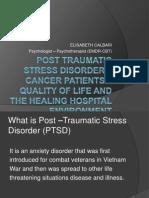 Cancer and Hospital Healing Environments