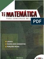 Ed Sei Matematica Para Concursos Militares Vol 01