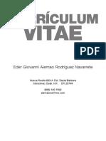 AlemaoRod CV