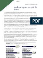 Publicación Diario El Universo 20111104