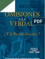 Terrorismo Perú