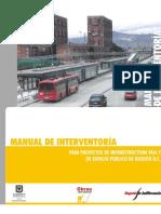 Manual Interventoria IDU-06 - 1