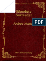32189055 Absolute Surrender Andrew Murray 1897