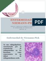 Enfermedad de Niemann-pick