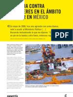 VIOLENCIA CONTRA LAS MUJERES EN EL ÁMBITO FAMILIAR EN MÉXICO