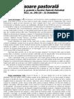 """""""Scrisoare Pastorală"""" - anul X - nr. 240 oct - 2012"""