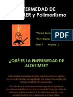 Alzheimer y Polimorfismo DEFINITIVO Y COMPLETO