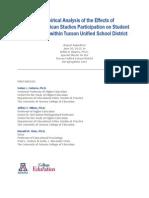 Emprical Analysis MAS Report 2012