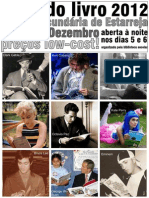 Feira do Livro 2012 - Cartazes