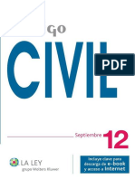 Codigo Civil 2012