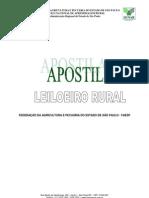 Leiloeiro Rural Apostila