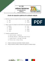 M9_AQ_FT_2_Acerto de equação Oxidaçãoredução