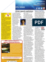 Business Events News for Mon 12 Nov 2012 - EEAA reports optimism, Club Med targets group business, Alila Jaipur to open, Getting to know South Lombok and much more
