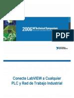 Conecte LabVIEW a Dispositivos Industriales,Redes, y PLCs