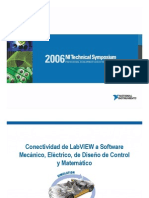 Integracion de Herramientas de Diseno Mecanico, Electrico, M