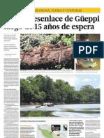 El paraíso de Güeppi ya está a salvo