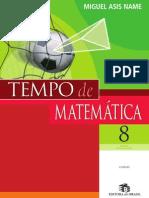 Tempo de Matematica 8º ano
