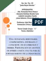 Diapositivas de Formacion