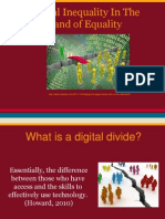 Beta Group Digital Inequality Presentation