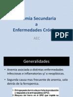 Anemia Secundaria
