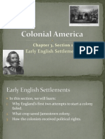 Chapter 3 Colonial America Section 1