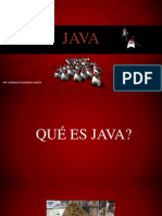Expo de Java