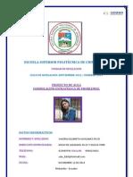 PROYECTO FINAL DE FORMULACIÓN ESTRATEGICA DE PROBLEMAS