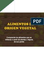 Alimentos de Origen Vegetal (1)[1]