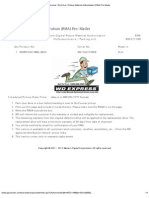 WD Support _ Warranty Services _ End User _ Return Material Authorization (RMA) Pre-Mailer