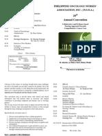 Edited Pona 2013 Program