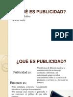QUÉ ES PUBLICIDAD