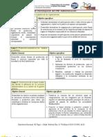 Líneas de Investigación para Administración y Plan Simón Bolívar