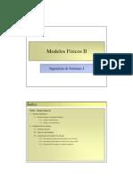 Clase 03 - Alumnos - Modelos Físicos II