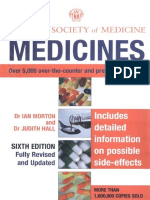 Medicines, 6th Ed | Over The Counter Drug | Pharmaceutical Drug