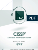 CISSP - Certified Security Professional