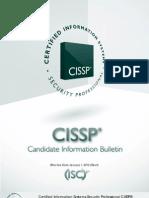 CISSP - Certified Security Professional