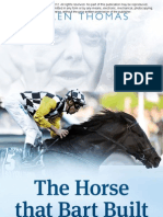 November Free Chapter - The Horse That Bart Built by Helen Thomas