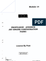 xPropulsion Avionics Jet Engine Config FADEC