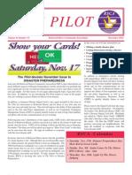 The Pilot -- November 2012 Issue
