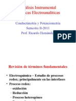 Conductimetria- Potenciometria