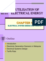 Chapter 1 Electrical System Design and Tariffs