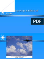 Lecture 2- Physiology and Effects of Flight