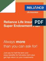 Super Endowment Brochure