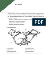 Modul Chasis Sepeda Motor