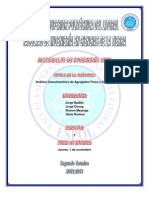 Análisis Granulométrico de Agregados Finos y Gruesos