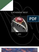 Catherine Best 2013 Brochure